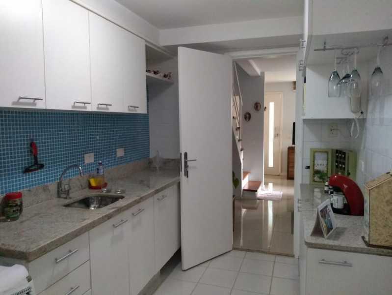 17 - Casa em Condomínio 2 quartos à venda Pechincha, Rio de Janeiro - R$ 550.000 - FRCN20078 - 18
