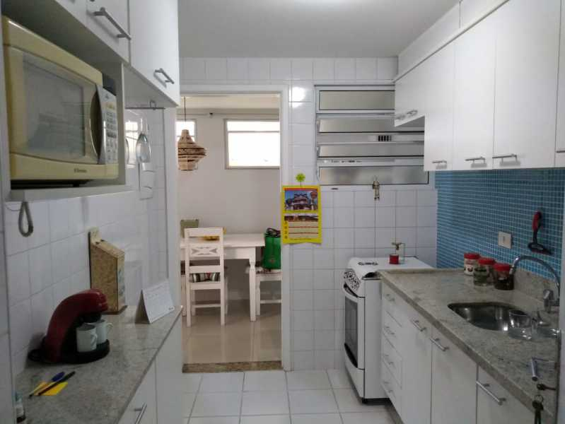 18 - Casa em Condomínio 2 quartos à venda Pechincha, Rio de Janeiro - R$ 550.000 - FRCN20078 - 19