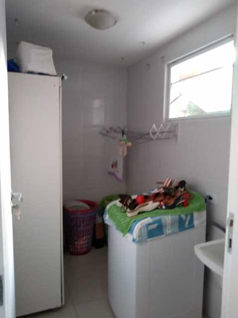 20 - Casa em Condomínio 2 quartos à venda Pechincha, Rio de Janeiro - R$ 550.000 - FRCN20078 - 21