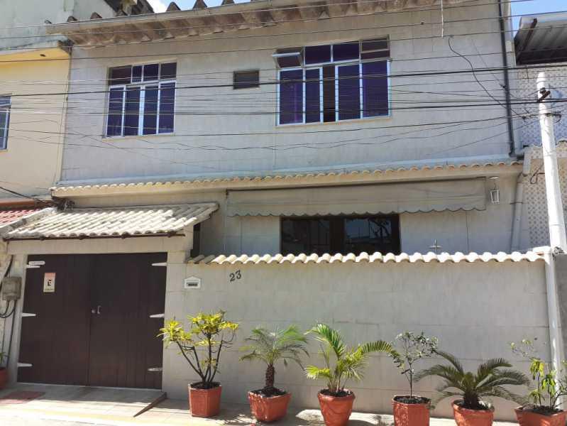 WhatsApp Image 2020-10-31 at 1 - Casa de Vila 3 quartos à venda Anil, Rio de Janeiro - R$ 620.000 - FRCV30024 - 1