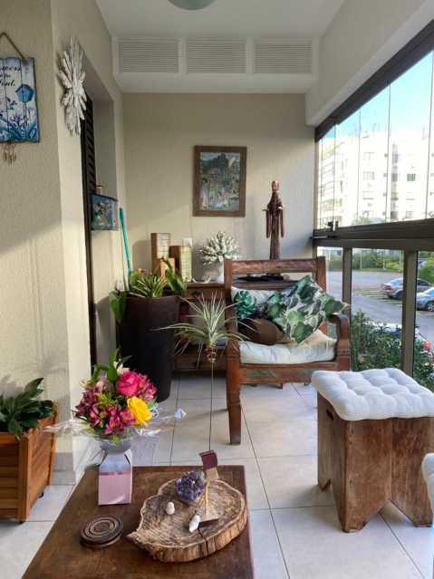 02 - Apartamento 3 quartos à venda Recreio dos Bandeirantes, Rio de Janeiro - R$ 500.000 - FRAP30675 - 3
