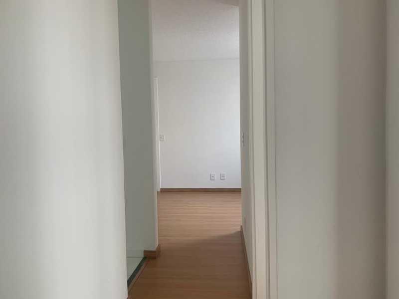6 - CIRCULAÇÃO - Apartamento 2 quartos à venda Engenho Novo, Rio de Janeiro - R$ 220.000 - MEAP21101 - 7