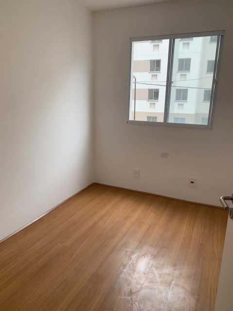 9 - QUARTO 2 - Apartamento 2 quartos à venda Engenho Novo, Rio de Janeiro - R$ 220.000 - MEAP21101 - 10