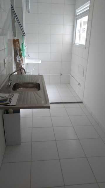 12 - COZINHA E ÁREA - Apartamento 2 quartos à venda Engenho Novo, Rio de Janeiro - R$ 220.000 - MEAP21101 - 14