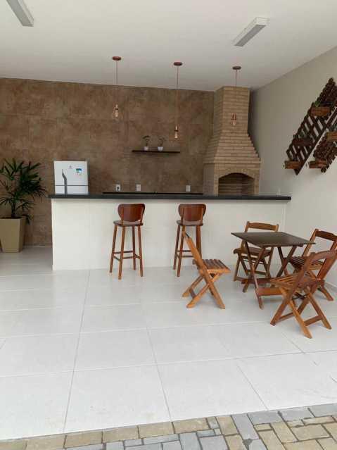 14 - CHURRASQUEIRA - Apartamento 2 quartos à venda Engenho Novo, Rio de Janeiro - R$ 220.000 - MEAP21101 - 16