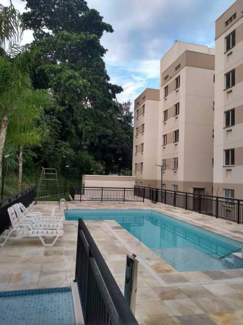 19- PISCINAS - Apartamento 2 quartos à venda Engenho Novo, Rio de Janeiro - R$ 220.000 - MEAP21101 - 21