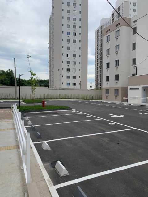 20 - CONDOMÍNIO - Apartamento 2 quartos à venda Engenho Novo, Rio de Janeiro - R$ 220.000 - MEAP21101 - 22