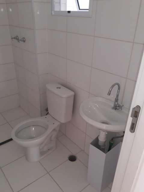 7 - BANHEIRO SOCIAL - Apartamento 2 quartos à venda Engenho Novo, Rio de Janeiro - R$ 203.000 - MEAP21102 - 8