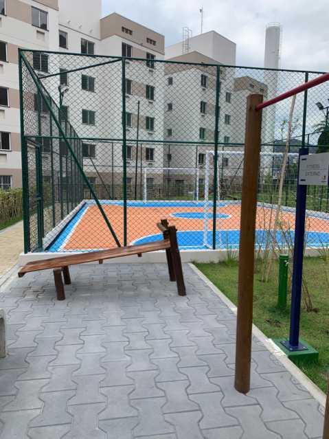 12 - QUADRA - Apartamento 2 quartos à venda Engenho Novo, Rio de Janeiro - R$ 203.000 - MEAP21102 - 13