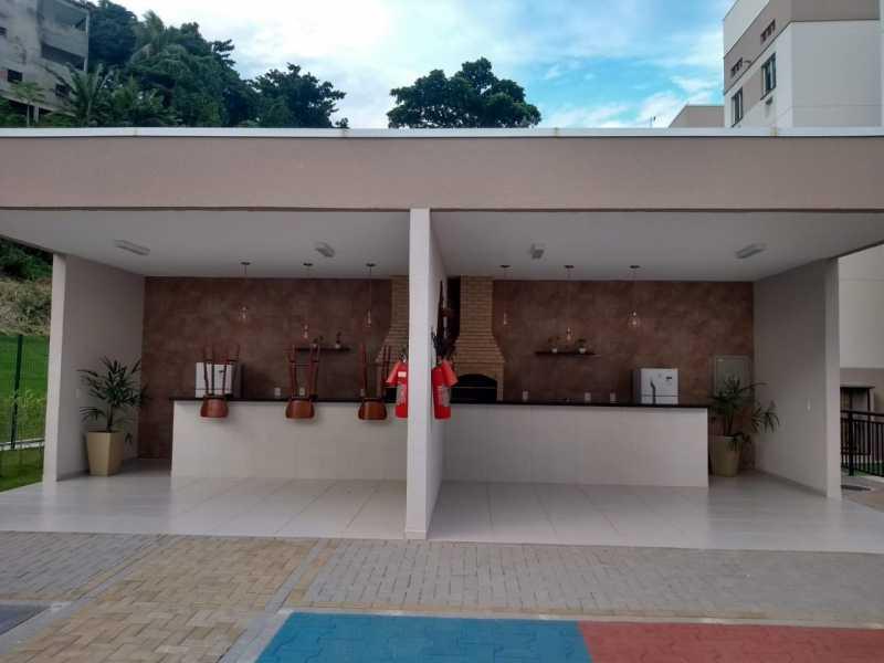 15 - CHURRASQUEIRA - Apartamento 2 quartos à venda Engenho Novo, Rio de Janeiro - R$ 203.000 - MEAP21102 - 16