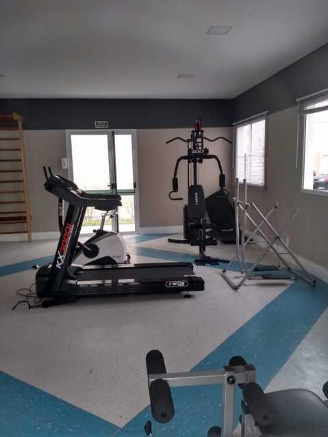 16 - ACADEMIA - Apartamento 2 quartos à venda Engenho Novo, Rio de Janeiro - R$ 203.000 - MEAP21102 - 17