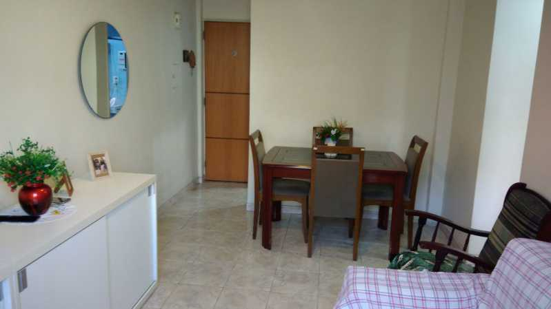 2 - SALA - Apartamento 2 quartos à venda Engenho Novo, Rio de Janeiro - R$ 205.000 - MEAP21105 - 3