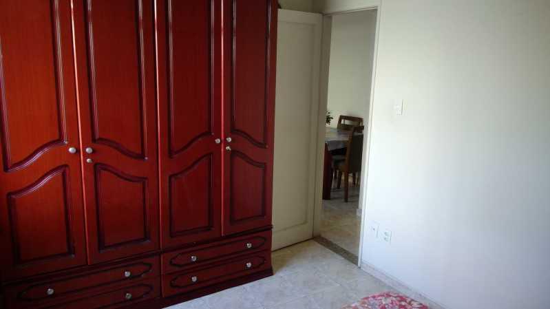 4 - QUARTO CASAL - Apartamento 2 quartos à venda Engenho Novo, Rio de Janeiro - R$ 205.000 - MEAP21105 - 5