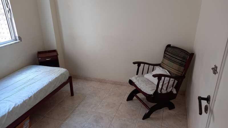 5 - QUARTO 2 - Apartamento 2 quartos à venda Engenho Novo, Rio de Janeiro - R$ 205.000 - MEAP21105 - 6