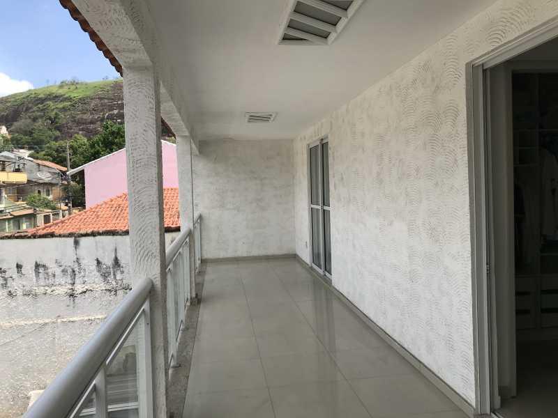21 - Casa 3 quartos à venda Taquara, Rio de Janeiro - R$ 550.000 - FRCA30032 - 22