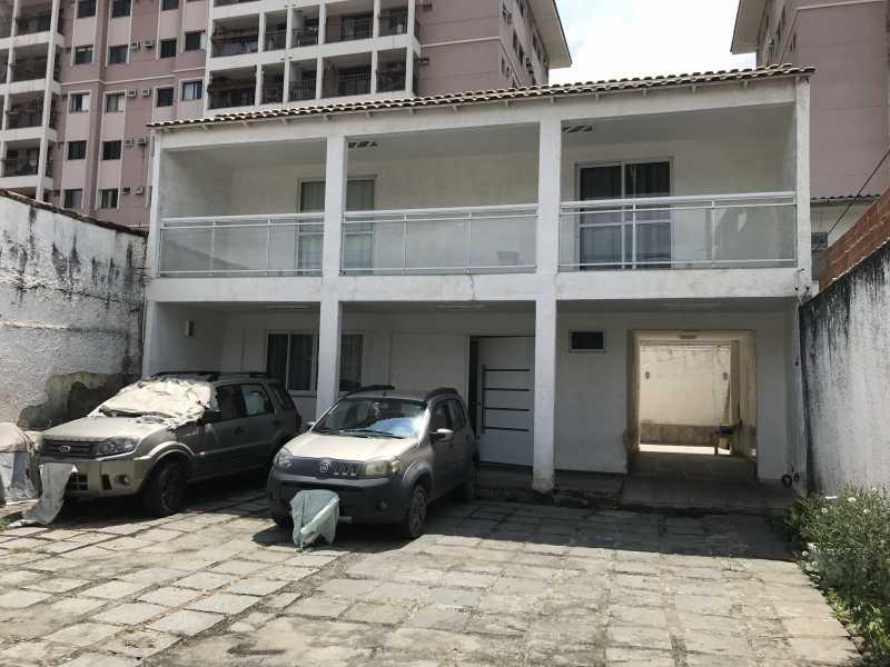 01 - Casa 3 quartos à venda Taquara, Rio de Janeiro - R$ 550.000 - FRCA30032 - 1