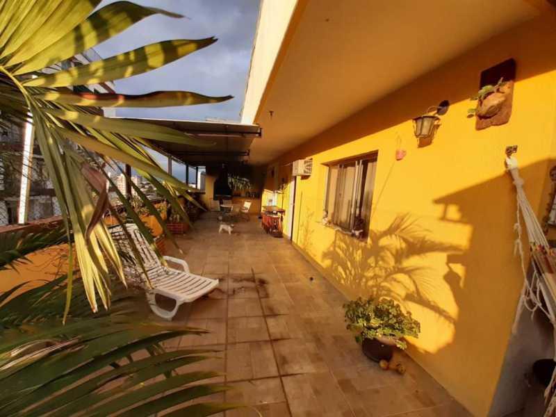 4 - Cobertura 3 quartos à venda Cachambi, Rio de Janeiro - R$ 520.000 - MECO30038 - 3