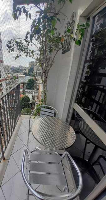 6 - Cobertura 3 quartos à venda Cachambi, Rio de Janeiro - R$ 520.000 - MECO30038 - 7