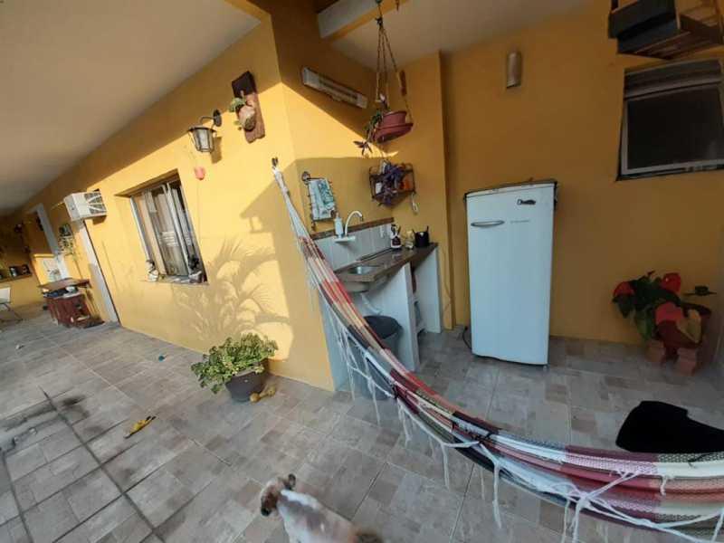 15 - Cobertura 3 quartos à venda Cachambi, Rio de Janeiro - R$ 520.000 - MECO30038 - 4