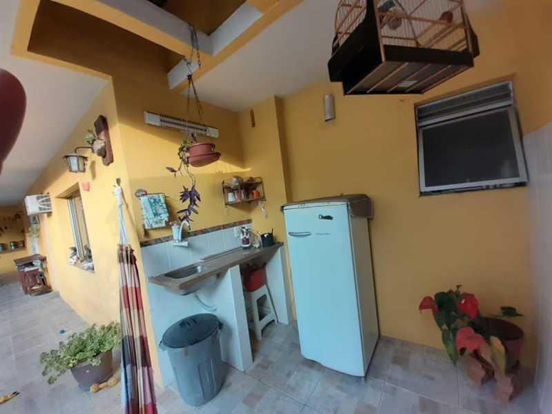 18 - Cobertura 3 quartos à venda Cachambi, Rio de Janeiro - R$ 520.000 - MECO30038 - 5
