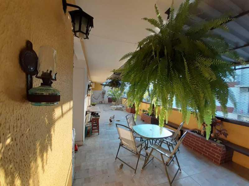 23 - Cobertura 3 quartos à venda Cachambi, Rio de Janeiro - R$ 520.000 - MECO30038 - 24