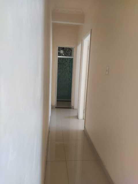 4 - CIRCULAÇÃO. - Apartamento 2 quartos à venda Higienópolis, Rio de Janeiro - R$ 188.000 - MEAP21111 - 5