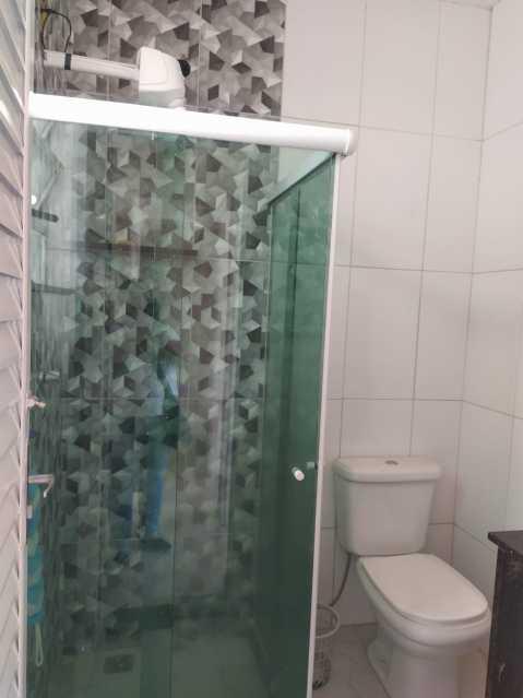 5 - BANHEIRO SOCIAL. - Apartamento 2 quartos à venda Higienópolis, Rio de Janeiro - R$ 188.000 - MEAP21111 - 6