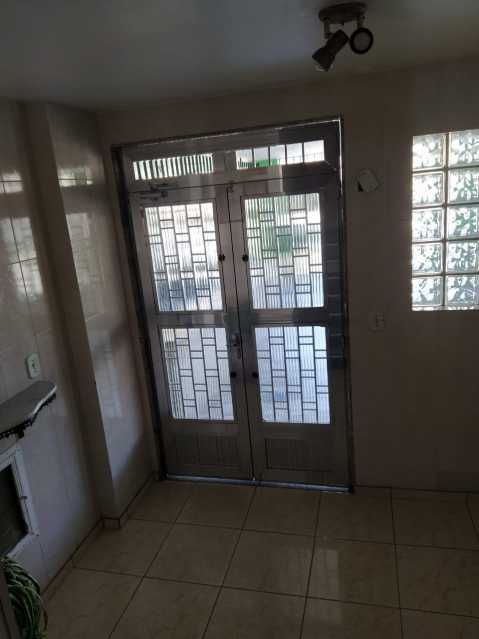 9 - ENTRADA DO PRÉDIO. - Apartamento 2 quartos à venda Higienópolis, Rio de Janeiro - R$ 188.000 - MEAP21111 - 10