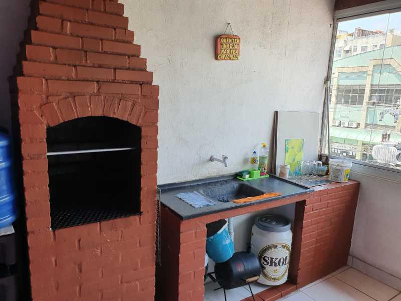 20201219_102903 - Casa 3 quartos à venda Taquara, Rio de Janeiro - R$ 399.000 - FRCA30033 - 23