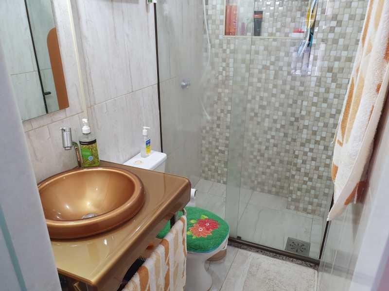20201219_103059 - Casa 3 quartos à venda Taquara, Rio de Janeiro - R$ 399.000 - FRCA30033 - 15
