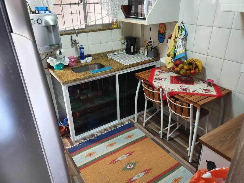 20201219_103422 - Casa 3 quartos à venda Taquara, Rio de Janeiro - R$ 399.000 - FRCA30033 - 17