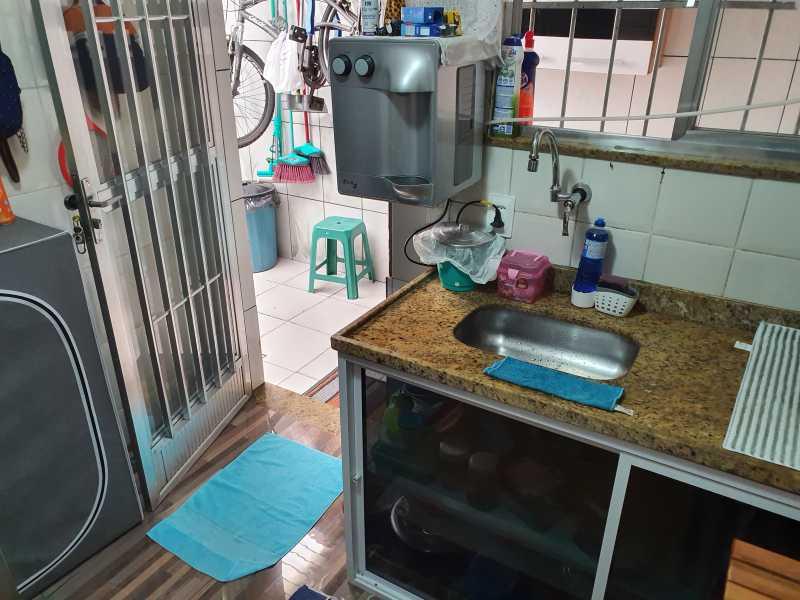 20201219_103441 - Casa 3 quartos à venda Taquara, Rio de Janeiro - R$ 399.000 - FRCA30033 - 18
