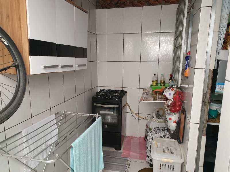 20201219_103454 - Casa 3 quartos à venda Taquara, Rio de Janeiro - R$ 399.000 - FRCA30033 - 19