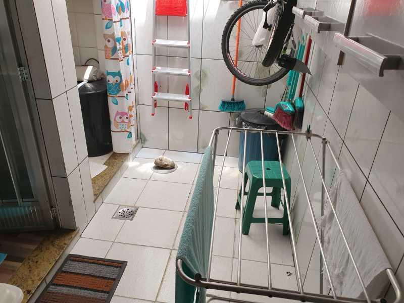 20201219_103502 - Casa 3 quartos à venda Taquara, Rio de Janeiro - R$ 399.000 - FRCA30033 - 22