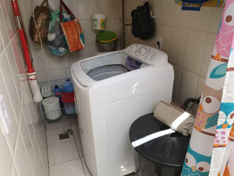 20201219_103510 - Casa 3 quartos à venda Taquara, Rio de Janeiro - R$ 399.000 - FRCA30033 - 21
