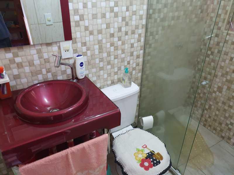 20201219_103601 - Casa 3 quartos à venda Taquara, Rio de Janeiro - R$ 399.000 - FRCA30033 - 16
