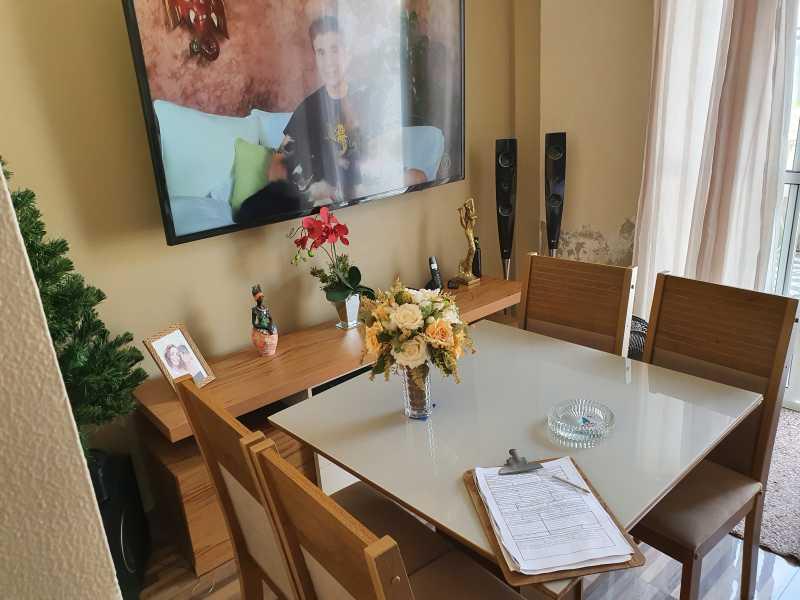 20201219_103619 - Casa 3 quartos à venda Taquara, Rio de Janeiro - R$ 399.000 - FRCA30033 - 4