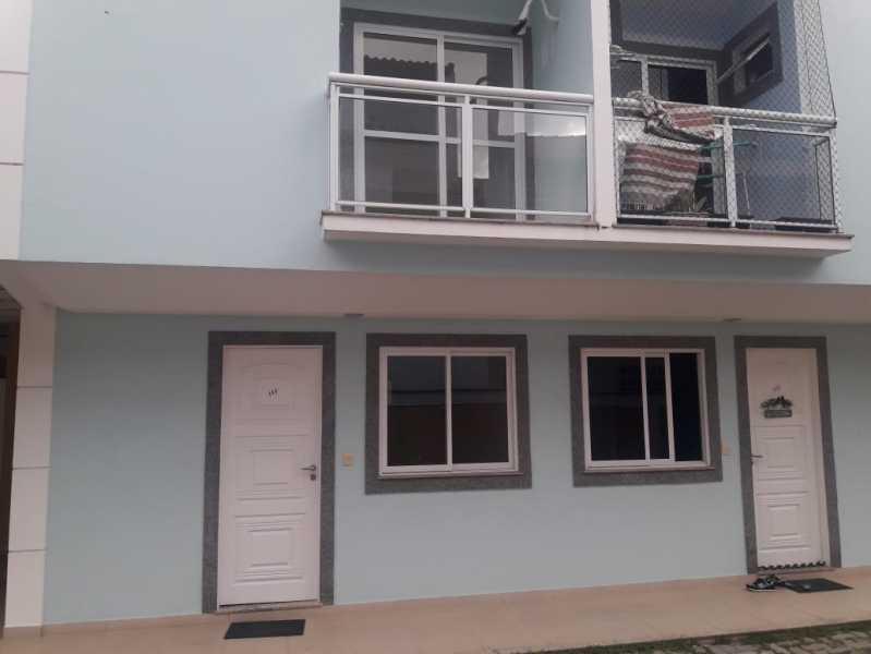 WhatsApp Image 2021-02-01 at 1 - Casa em Condomínio 2 quartos à venda Taquara, Rio de Janeiro - R$ 340.000 - FRCN20079 - 1