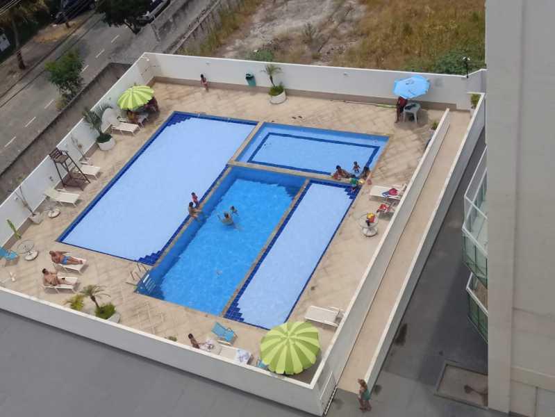 2 - PISCINA - Apartamento 2 quartos à venda Engenho de Dentro, Rio de Janeiro - R$ 230.000 - MEAP21130 - 17
