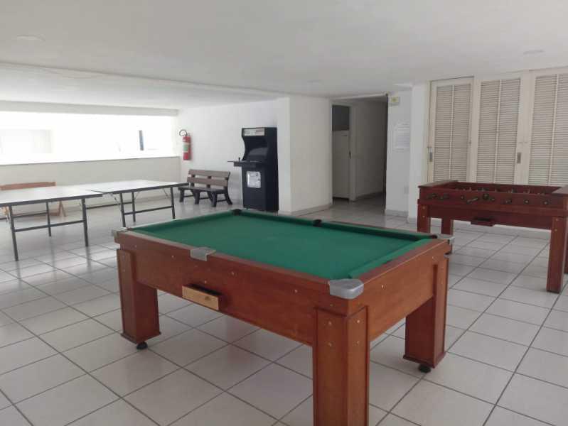 3 - SALÃO DE JOGOS - Apartamento 2 quartos à venda Engenho de Dentro, Rio de Janeiro - R$ 230.000 - MEAP21130 - 18