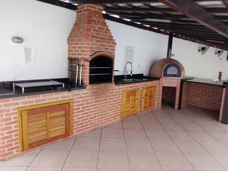 4 - CHURRASQUEIRA - Apartamento 2 quartos à venda Engenho de Dentro, Rio de Janeiro - R$ 230.000 - MEAP21130 - 19