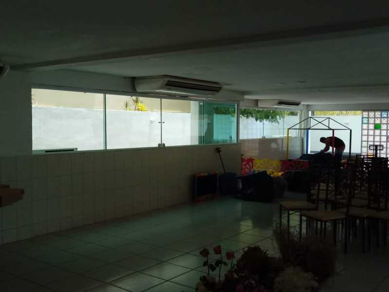 6 - SALÃO DE FESTAS - Apartamento 2 quartos à venda Engenho de Dentro, Rio de Janeiro - R$ 230.000 - MEAP21130 - 21
