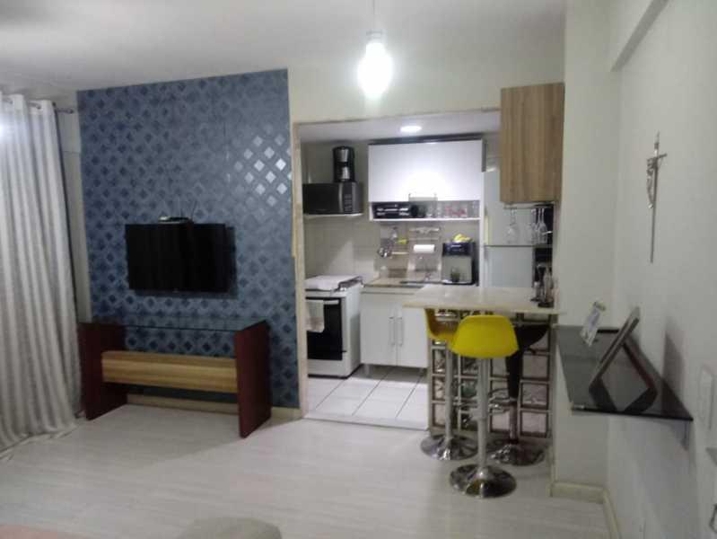 9 - SALA - Apartamento 2 quartos à venda Engenho de Dentro, Rio de Janeiro - R$ 230.000 - MEAP21130 - 3