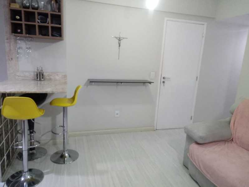 11 - SALA - Apartamento 2 quartos à venda Engenho de Dentro, Rio de Janeiro - R$ 230.000 - MEAP21130 - 4