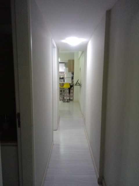 14 - CIRCULAÇÃO - Apartamento 2 quartos à venda Engenho de Dentro, Rio de Janeiro - R$ 230.000 - MEAP21130 - 8