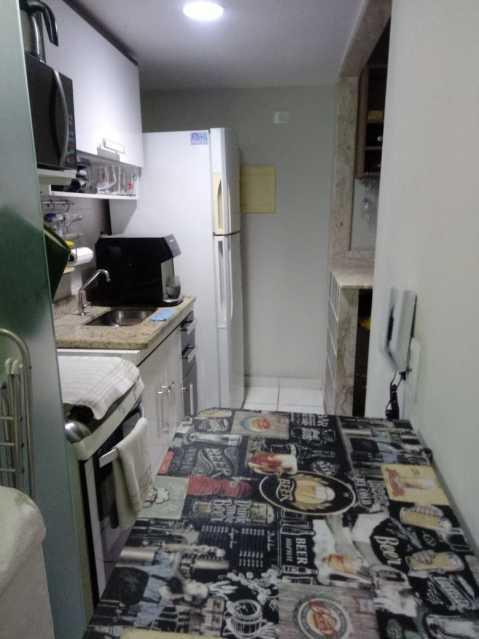 18 - COZINHA - Apartamento 2 quartos à venda Engenho de Dentro, Rio de Janeiro - R$ 230.000 - MEAP21130 - 14