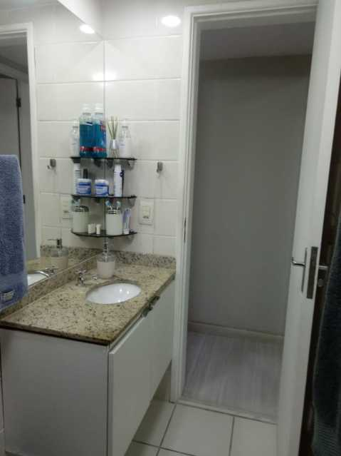 19 - BANHEIRO SOCIAL - Apartamento 2 quartos à venda Engenho de Dentro, Rio de Janeiro - R$ 230.000 - MEAP21130 - 12