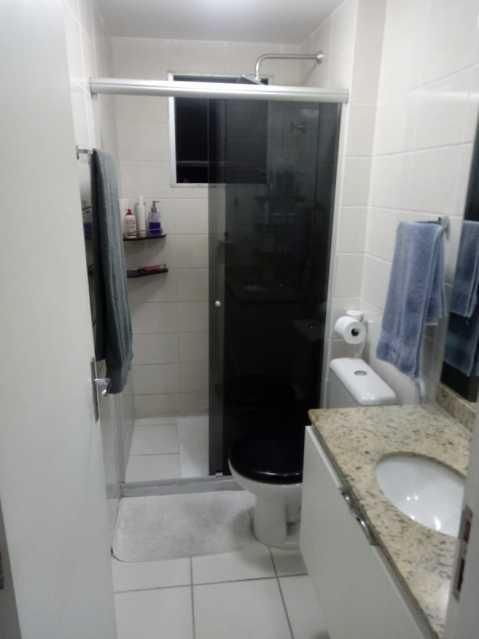 20 - BANHEIRO SOCIAL - Apartamento 2 quartos à venda Engenho de Dentro, Rio de Janeiro - R$ 230.000 - MEAP21130 - 11