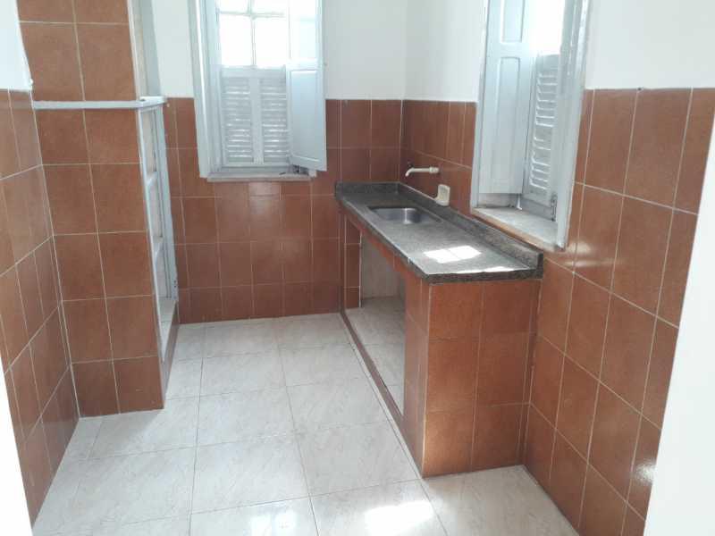 IMG-20210221-WA0023 - Casa de Vila 2 quartos à venda Riachuelo, Rio de Janeiro - R$ 320.000 - MECV20063 - 15