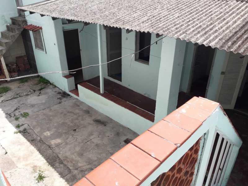 IMG-20210221-WA0025 - Casa de Vila 2 quartos à venda Riachuelo, Rio de Janeiro - R$ 320.000 - MECV20063 - 22